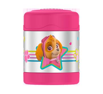 Pat'Patrouille contenant isotherme en acier inoxydable, 290 ml