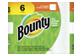Vignette du produit Bounty - Essuie-tout, 6 unités