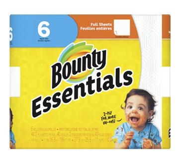 Essentials essuie-tout, 6 unités