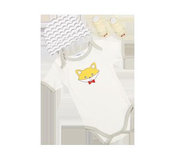 Image 2 du produit PJC Bébé - Cache-couche, bonnet et chaussettes, 3 unités