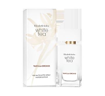 White Tea Vanille et orchidée eau de toilette, 50 ml