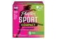 Vignette du produit Playtex - Sport compact tampons pour athlètes, non parfumés, super, 18 unités