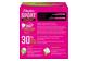 Vignette 2 du produit Playtex - Sport compact tampons pour athlètes, non parfumés, régulière, 19 unités