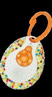 Image du produit HoMedics - SoundSpa berceuse mobile, 1 unité