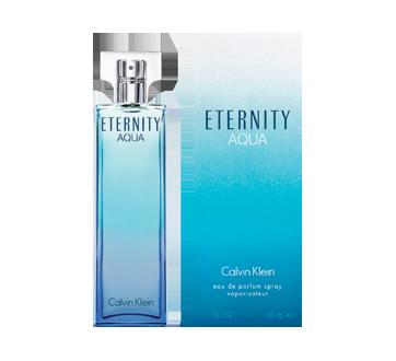 Eternity Aqua eau de parfum pour femmes, 50 ml