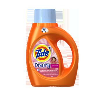 Détergent à lessive liquide avec un soupçon de Downy, 1,09 L, April Fresh