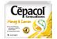 Vignette du produit Cépacol - Sensations pastilles contre le mal de gorge, miel et citron, 16 unités