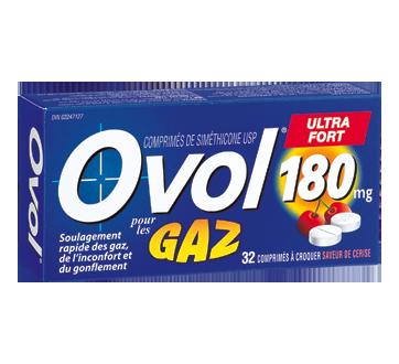 Image du produit Ovol - Ultra fort 180 mg, 32 unités, cerise