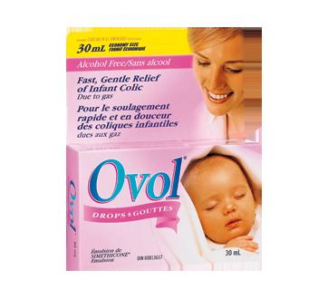 Image du produit Ovol - Gouttes coliques infantiles, 30 ml