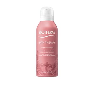 Bath Therapy Relaxing Blend mousse de douche, 200 ml