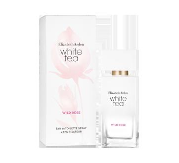White Tea Wild Rose eau de toilette vaporisateur, 50 ml