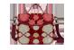 Vignette du produit Ketto - Boîte à lunch commode, 1 unité, pompon bourgogne