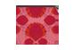 Vignette du produit Ketto - Moyenne pochette zéro déchet, 1 unité, pompon rose