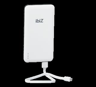 Chargeur portatif de 10 000 mAh, 1 unité