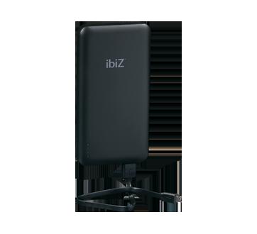 Image 2 du produit ibiZ - Chargeur portatif de 10 000 mAh