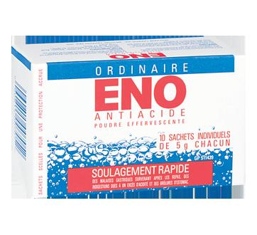 Image du produit Eno - Antiacide poudre effervescente, 10 x 5 g