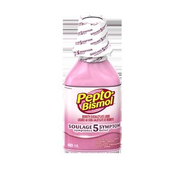 Image du produit Pepto-Bismol - Liquide soulagement gastrique, 480 ml, original