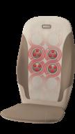 Image du produit HoMedics - Coussin de massage shiatsu double avec chaleur , 1 unité