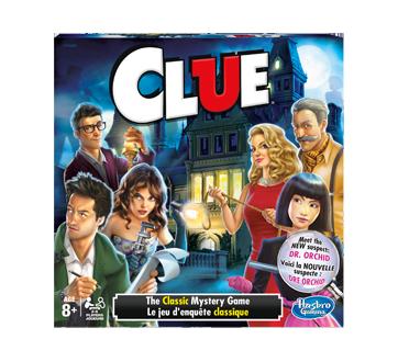 Clue, 1 unité