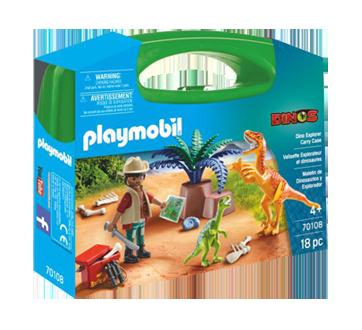 Mallette Explorateur et dinosaures, 1 unité