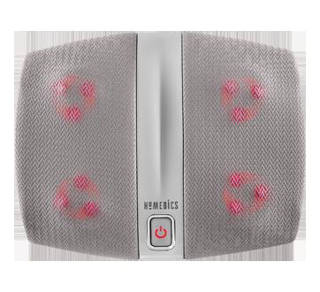 Image du produit HoMedics - Appareil de massage Shiatsu pour les pieds avec chaleur, 1 unité