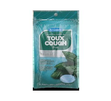 Image du produit Personnelle - Pastilles contre la toux, 30 unités, menthol