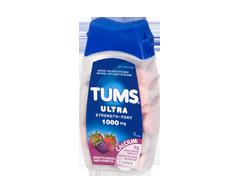 Image du produit Tums - Tums ultra fort 1000 mg, 72 unités, baies assorties