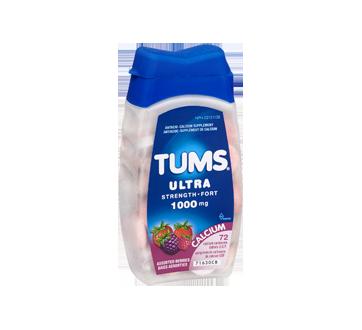 Image 2 du produit Tums - Tums ultra fort 1000 mg, 72 unités, baies assorties