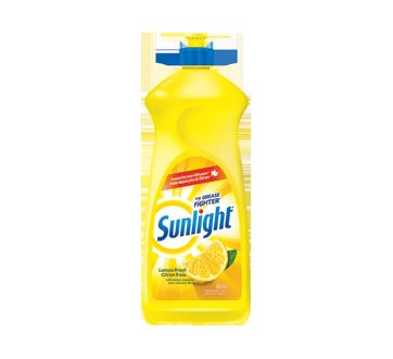 Liquide à vaisselle, 800 ml, citron frais