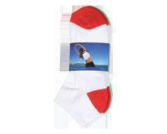 Image du produit Studio 530 - Bas sport pour femmes, 3 unités, couleurs assorties
