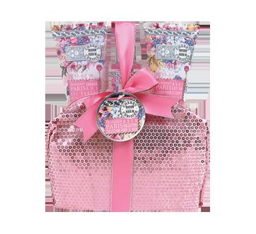 Collection pour le bain, 3 unités, fleur de cerisier