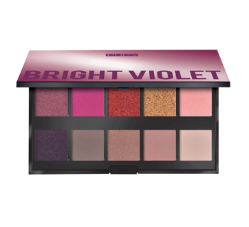 Image du produit Pupa Milano - Make Up Stories palette, 18 g, 003 - Bright Violet