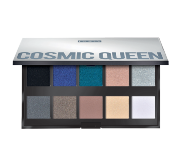 Image du produit Pupa Milano - Make Up Stories palette, 18 g, 004 - Drama Queen