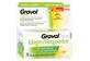 Vignette du produit Gravol - Capsules en gel liquide, 24 unités, gingembre
