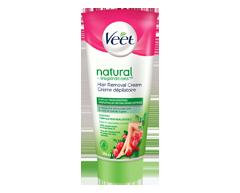 Image du produit Veet - Crème dépilatoire Natural Inspirations, 200 ml, formule sensible