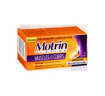 Image 2 du produit Motrin - MotrinPlatine muscles et corps, 40 unités