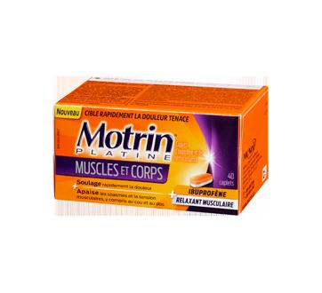 Image 3 du produit Motrin - MotrinPlatine muscles et corps, 40 unités