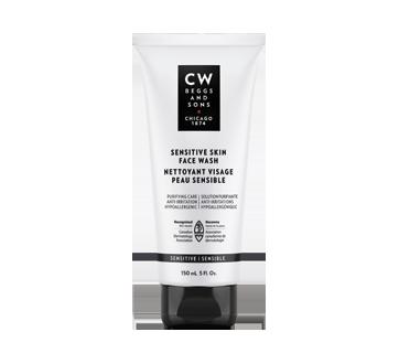 Nettoyant visage peau sensible, 150 ml