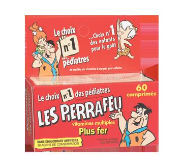 Image 1 du produit Les Pierrafeu - Les Pierrafeu Plus Fer, 60 unités