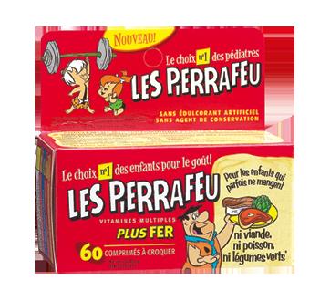 Image 2 du produit Les Pierrafeu - Les Pierrafeu Plus Fer, 60 unités