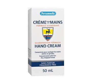Crème pour la mains formule scandinave, 50 ml, sans parfum