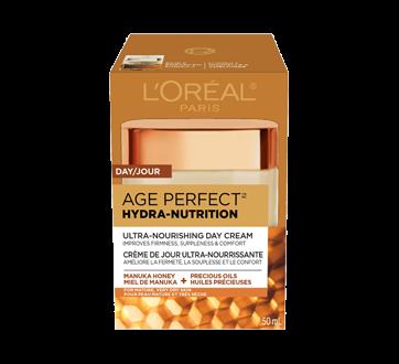 Age Perfect Hydra-Nutrition crème de jour ultra-nourrissante, pour peau mature et très sèche, anti-âge, 50 ml, miel de manuka + huiles précieuses