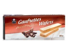 Image du produit PJC Délices - Gaufrettes, 260 g, chocolat