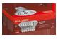Vignette du produit Globe Electric - Ampoules halogènes 50 W, 6 unités, claire