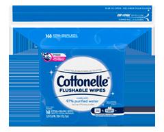 Image du produit Cottonelle - Fresh Care débarbouillettes humides recharge, 168 unités