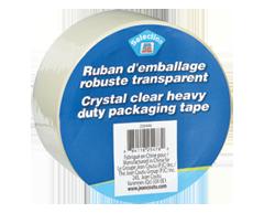 Image du produit PJC - Ruban d'emballage robuste transparent, 1 unité