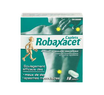 Image 3 du produit Robax - Robaxacet, comprimés extra fort, 18 unités