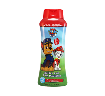 Bain moussant Paw Patrol, 700 ml