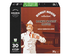 Image du produit Donut House - Café régulier, 345 g