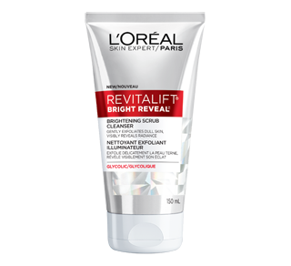 Revitalift Bright Reveal nettoyant exfoliant illuminateur, 150 ml
